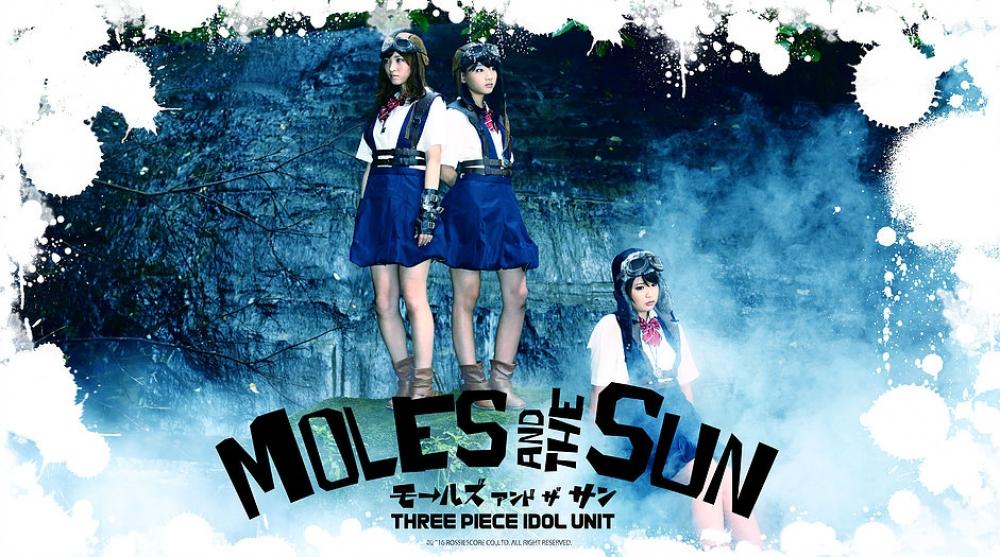 MOLES AND THE SUN 新メンバー及び新アイドル募集